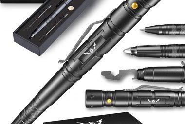 Tactical Pens For Your Defense