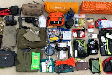 What Is A Bug Out Bag Kit?